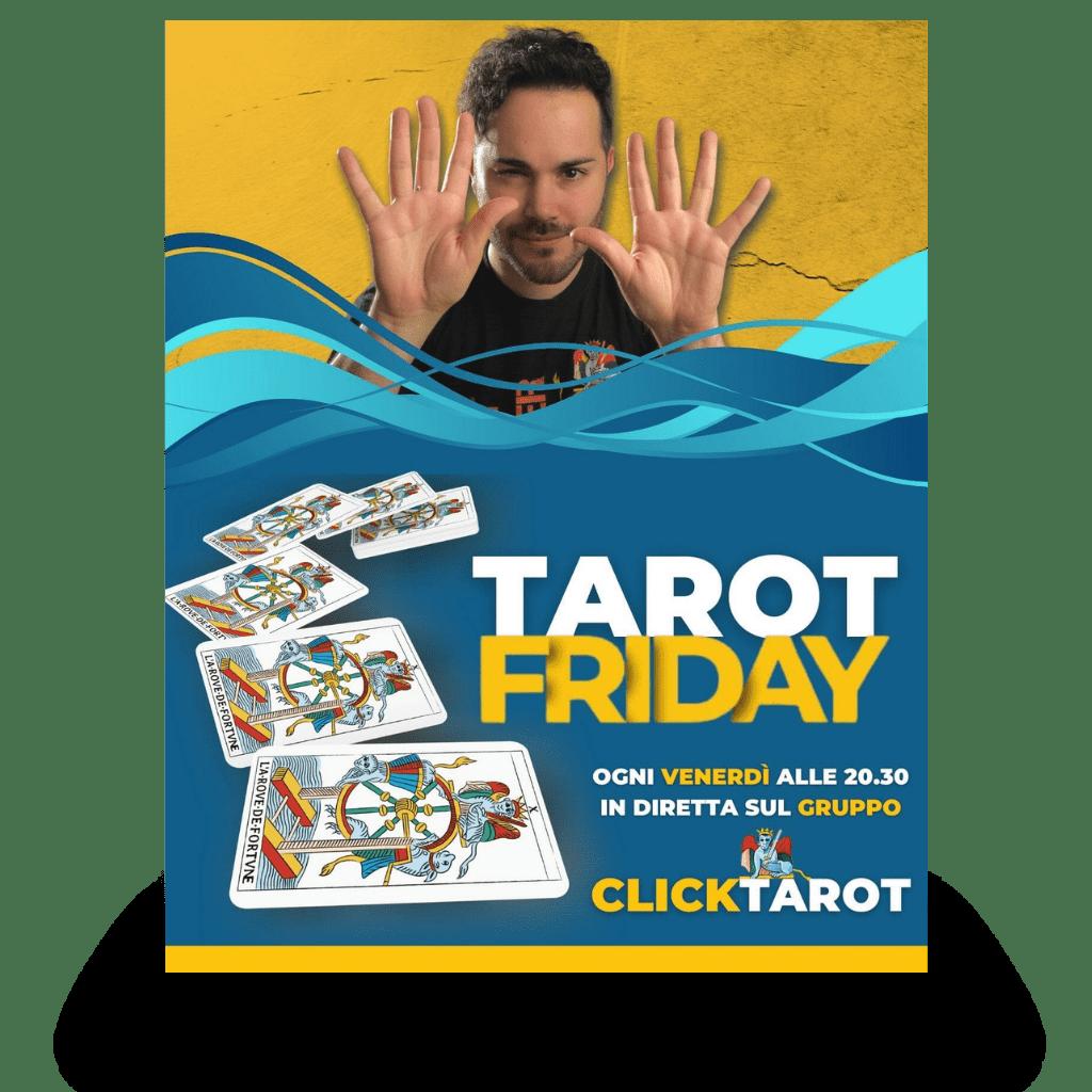 Tarot Friday corso Tarocchi Guarino