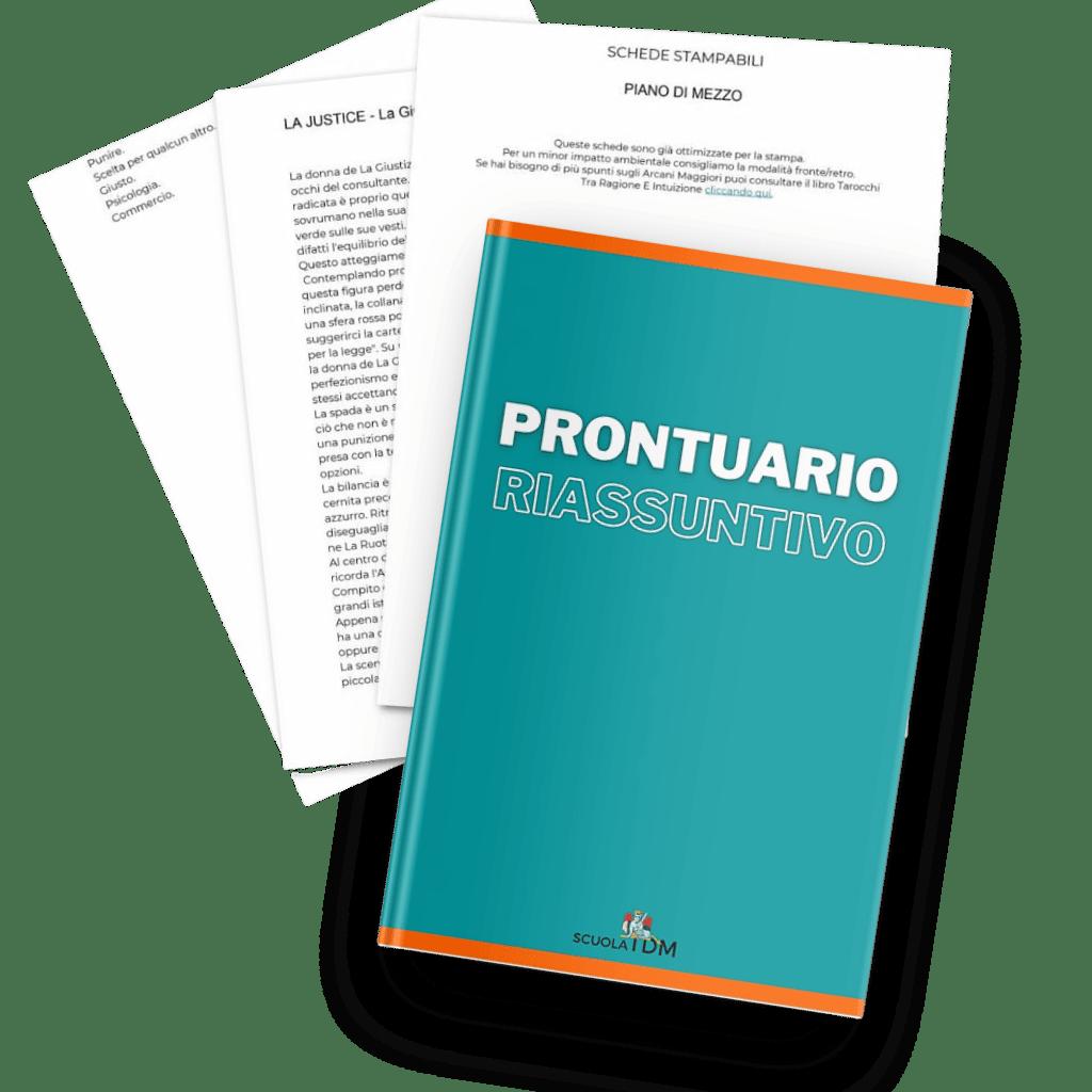 corso Tarocchi dispense Guarino
